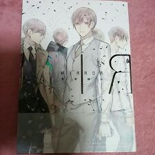 Boys Love Ten 10 Count Seven Days RIHITO TAKARAI Illustrations Art Book MIRROR