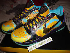 NIKE KOBE 5 V PRELUDIO finali MVP US 14 UK 13 48,5 2014 1 2 4 6 7 8 9 Bruce Lee 3