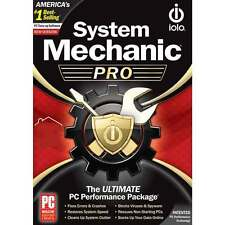 IOLO System Mechanic PRO (1 PC, 1 Year)