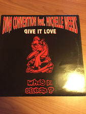 "2 x 12"" MIX DIVA CONVENTION FEAT. MICHELLE WEEKS WHO'S DI SELECTA? WDS 015 VG/VG"