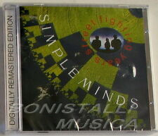 SIMPLE MINDS - STREET FIGHTING YEARS - CD Sigillato Remastered Edition