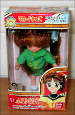Marmalade Boy Miki Anime Vintage Mini Doll Figure Toy by BANDAI 1994 VINTAGE NEW