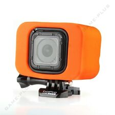 Orange Floating Float Floaty Box Protect Case Accessory for GoPro Hero 4 Session