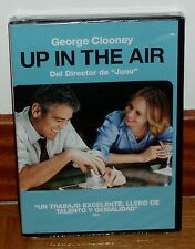 UP IN THE AIR - DVD - NUEVO - PRECINTADO - DRAMA - ROMANTICO - DESCATALOGADO