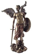 "13.5"" Archangel Michael Statue Figurine Figure Miguel San Saint Angel St"