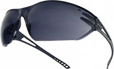 Bolle Slam Safety Glasses/Spectacles With Adjustable Cord SMOKE Lens SLAPSF