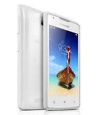Refurbished Lenovo A1000 White with 3 Months Seller Warranty