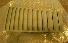"67-68 Ford Mustang Fastback LH side vent louver ""Original"""