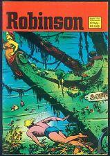 Robinson nº 198 de 1958-Top z1 original titanus comic-rareza
