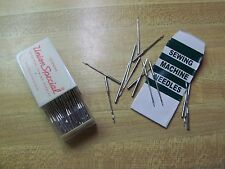 15 SYSTEM 120GS SIZE 100/16 NEEDLES FOR UNION SPECIAL MODELS 9900,51400,56000