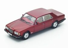 S3812 Spark 1/43:Bentley Brooklands Pearl Red Metallic with Parchment Seats 1992