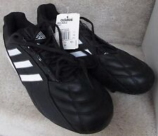 Adidas Grid Iron D Mens Football Cleats Shoes Size 12 Black 383371 NWT NEW