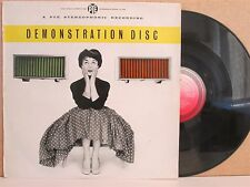 CSCL 70007- PYE STEREO DEMONSTRATION DISC- Audiophile LP (UK Test Record) EX