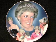"8"" COMPTON & WOODHOUSE THE PEOPLES PRINCESS LADY DIANA PLATE MADE BY WEDGWOOD"