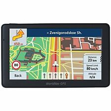 "Worldnav 769060 Worldnav 7690 High-resolution 7"" Truck Gps Device With"