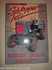 Tractor Post 06/2005 - Oldtimer Magazine