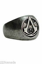 MEDIUM SIZE - Assassins Creed Master Assassin Ring with ORIGINAL BOX - Very RARE