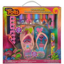 Dreamworks Trolls My Beauty Spa Kit Gift Set Licensed Authentic BRAND NEW