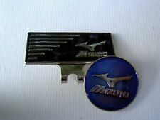 Golf Ball Marker Hat Clip MIZUNO * Blue *