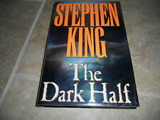 Stephen King The Dark Half HB Signed Autographed Book PSA Certified