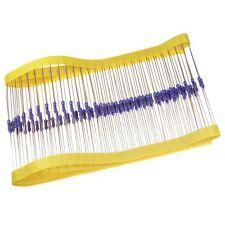 100 Widerstand 10MOhm MF0207 Metallfilm resistors 10M 0,6W TK50 1% 033226
