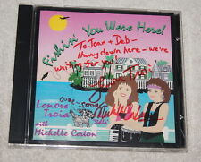 CD : Fishin You Were Here - Lenore Troia & Michelle Certon 1993 SIGNED  Key West