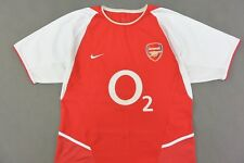2002-04  nike Arsenal GUNNERS Home Shirt SIZE M (adults)
