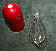 Replacement Egg Whisk & Coupling for Ovente HS585R Robust Immersion Hand Blender