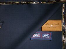 SUPER 150's WOOL HARDY MINNIS SUITING FABRIC MADE IN Huddersfield England- 3.4 m
