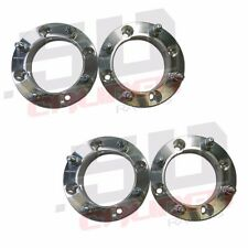 4 QTY 1.5 inch 4x156 Wheel Spacers 12mm Stud Polaris Ranger 900XP XP900 XP 900