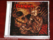 Phobia: Cruel CD 2006 Willowtip Records WT-043 NEW