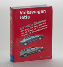 Volkswagen VW Jetta A5 Mk5 Bentley Service Repair Manual VJ10 06 07 08 09 10