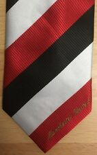Gents Tie MUFC Manchester United Christmas Secret Santa Gift BNWT