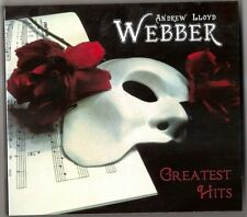 Andrew Lloyd Webber Greatest Hits 2CD Set DigiPak 40 Tracks