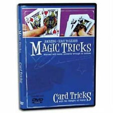 Amazing Easy to Learn Magic Tricks - Card Tricks with No Sleight of Hand - New