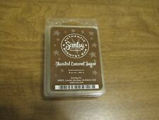 SCENTSY TOASTED CARAMEL SUGAR