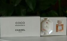 Flacon Miniature De Parfum. CHANEL Coco Mademoiselle Boite à musique.