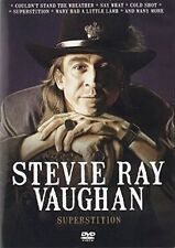 Stevie Ray Vaughan: Superstition (DVD, 2014, Canadian)