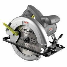 NEW CRAFTSMAN 7 1/4-inch Evolv 12 amp Corded Electric Circular Saw