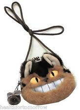 Studio Ghibli My Neighbor Totoro Cat Bus Plush Coin Purse