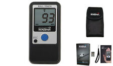 Pocket Radar Ball Coach Compact Speed Radar Device PR1000-BC