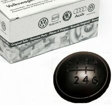 VOLKSWAGEN TRANSPORTER T5 MULTIVAN GEAR SHIFT KNOB CAP COVER 6 SPEED GENUINE