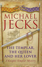 The Templar, the Queen and Her Lover A Knights Templar Mystery-ExLibrary