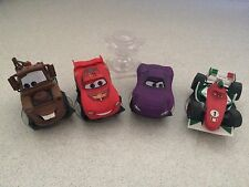 CARS Disney Infinity 1.0 *COMPLETE* Playset - Lightning McQueen Holly Shiftwell