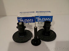 Lot of (2) Used Sloan Urinal Flushometer Repair Kits, 1.5 GPF, A-37-A