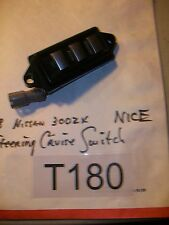 1988 Nissan 300ZX Steering Cruise Switch  OEM Nice removed from a 88 #T180