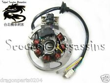NEW STATOR / GENERATOR for YAMAHA BWS 100. Grand-Axis