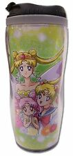 *NEW* Sailor Moon: Sailormoon Neo Queen Serenity & Chiblusa Tumbler Mug by GE