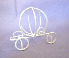 10 Cinderella Pumpkin Carriage Wire Centerpieces!