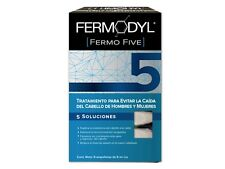 FERMODYL FERMO FIVE TREATMENT 12 AMPULES 6ml Ea. FREE USPS SHIPPING